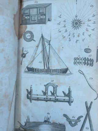 THE MARINER'S DICTIONARY OR AMERICAN SEAMAN'S VOCABULARY OF TECHNICAL TERMS... (1805); AND A MARINE POCKET-DICTIONARY OF THE ITALIAN, SPANISH, PORTUGUESE, AND GERMAN LANGUAGES (1800)